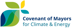 Covenant of Mayors for Climate & Energy logo